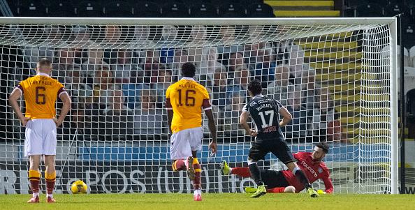 St. Mirren v Motherwell - Ladbrokes Scottish Premiership