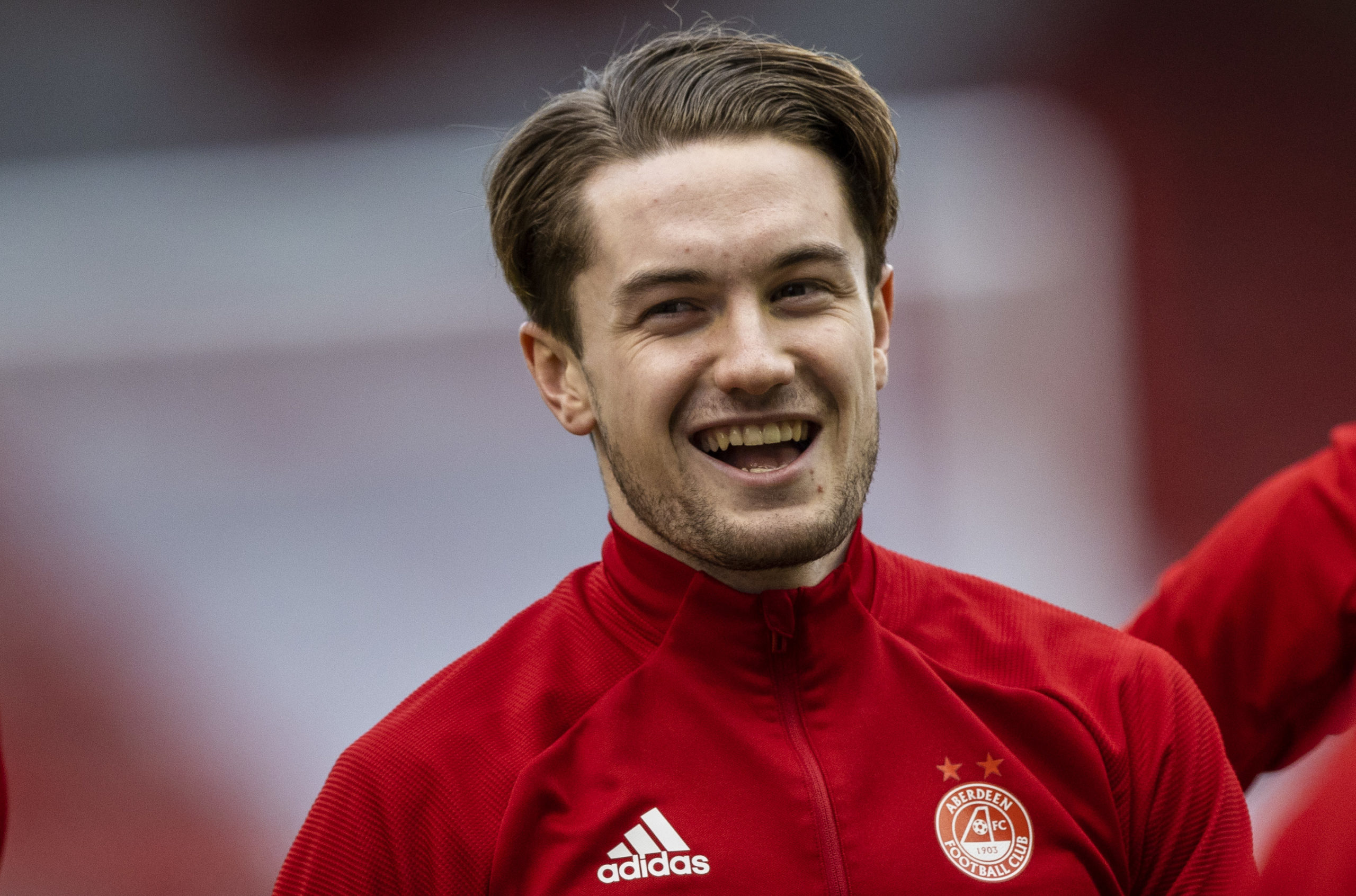 Ryan Hedges doesn't want Aberdeen attacking duo to be split up by January transfer window