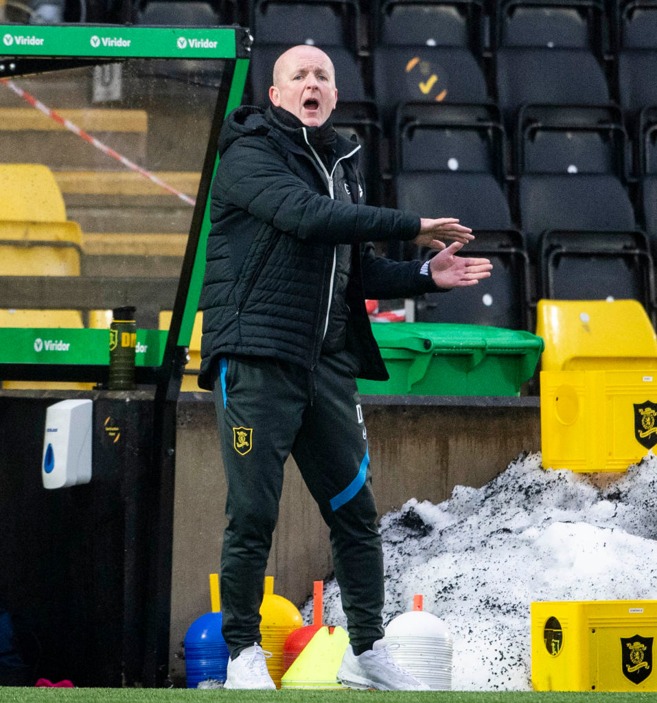 Livingston v Ross County - Ladbrokes Scottish Premiership