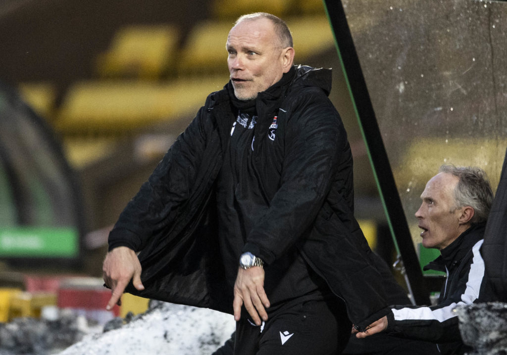 'We're capable of beating any team' - manager makes bold claim ahead of Aberdeen clash