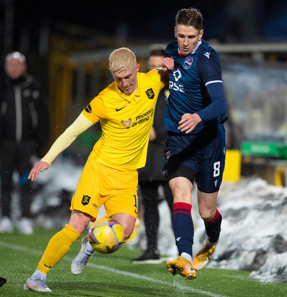 Livingston v Ross County - Ladbrokes Scottish Premiership