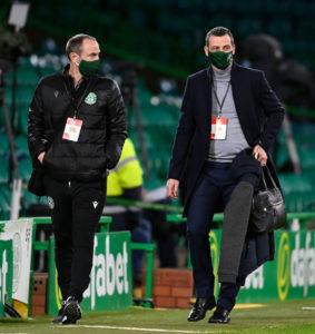 Celtic v Hibernian - Ladbrokes Scottish Premiership