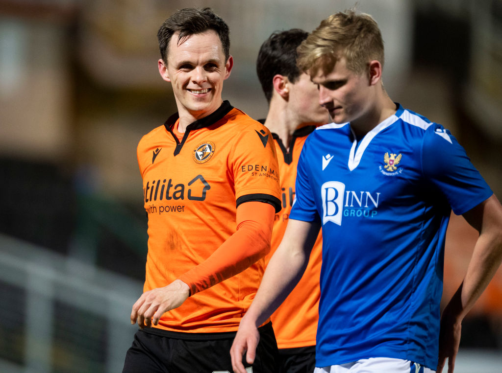 Dundee United v St. Johnstone - Ladbrokes Scottish Premiership