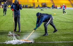 Livingston v Aberdeen - Ladbrokes Scottish Premiership