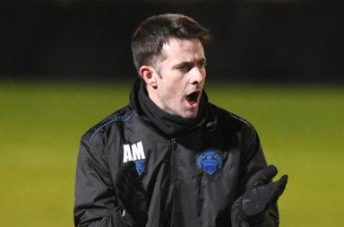Greenock Morton v Dunfermline - Scottish Championship