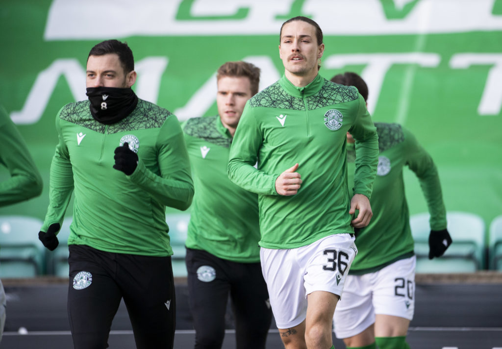 'He felt good' - pre-match chat was behind Jack Ross' Hibs gamble which paid off