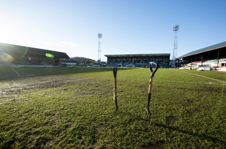 Dundee v Ayr United - Scottish Championship