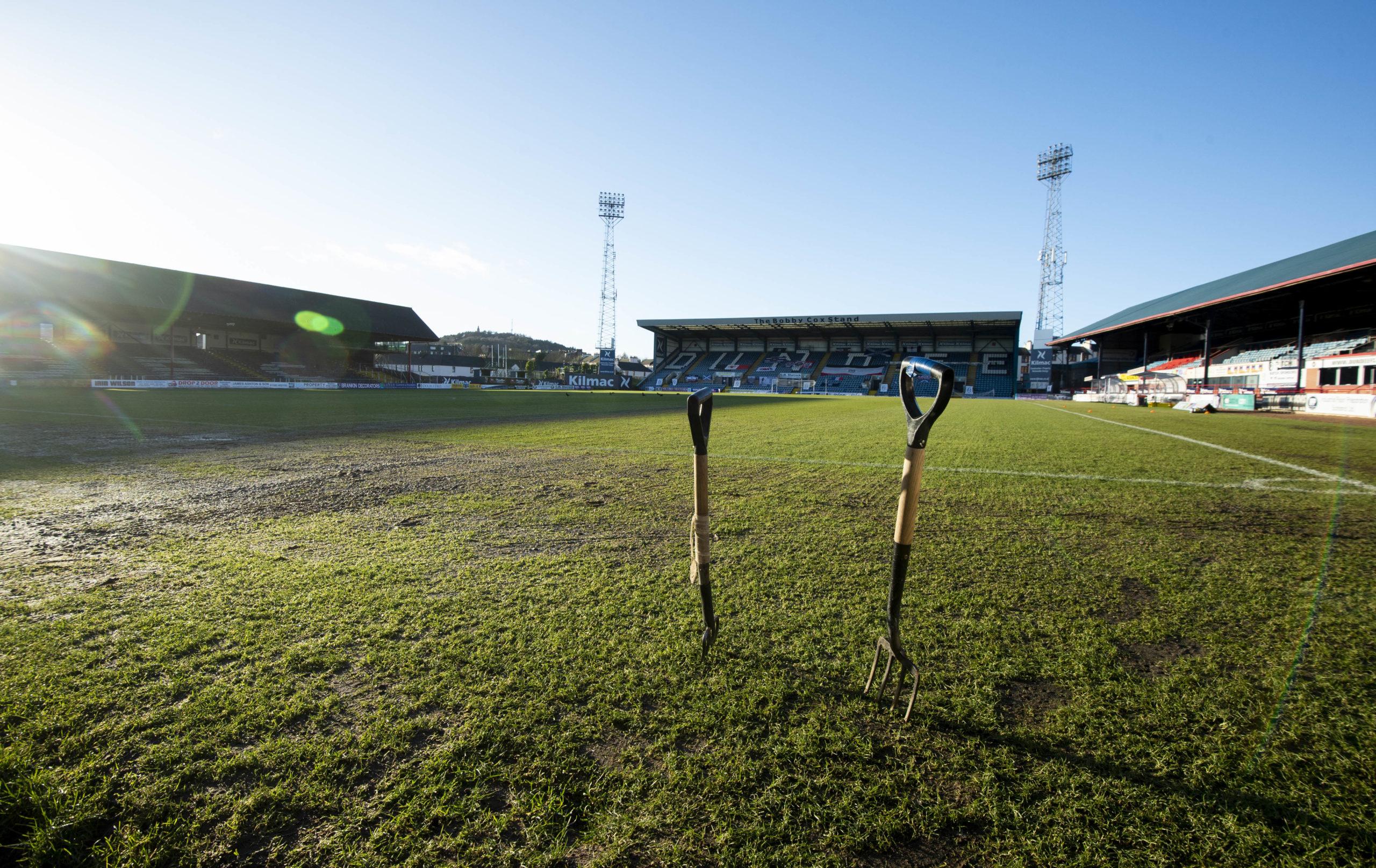 Dundee v Ayr United - Scottish Championship