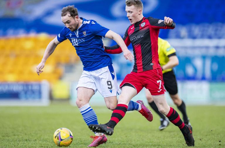 St. Johnstone v St. Mirren - Ladbrokes Scottish Premiership