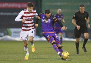 Hamilton Academical v Dundee United - Ladbrokes Scottish Premiership