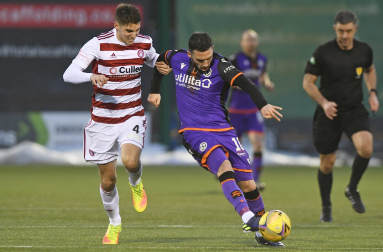 Hamilton Academical v Dundee United - Ladbrokes Scottish Premiership