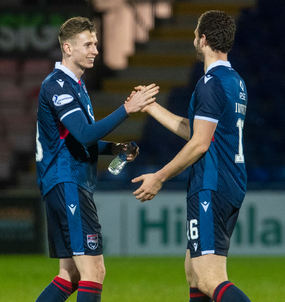 Ross County v Aberdeen - Ladbrokes Scottish Premiership
