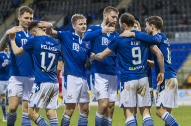 St. Johnstone v St. Mirren - Ladbrokes Scottish Premiership