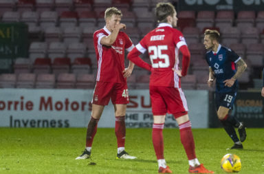 Ross County v Aberdeen - Ladbrokes Scottish Premiership