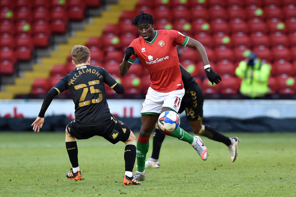 Walsall v Oldham Athletic - Sky Bet League 2