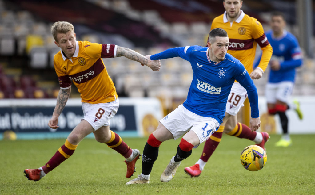 Star happy to sort Fir Park future as he aims to help Motherwell out 'false position'
