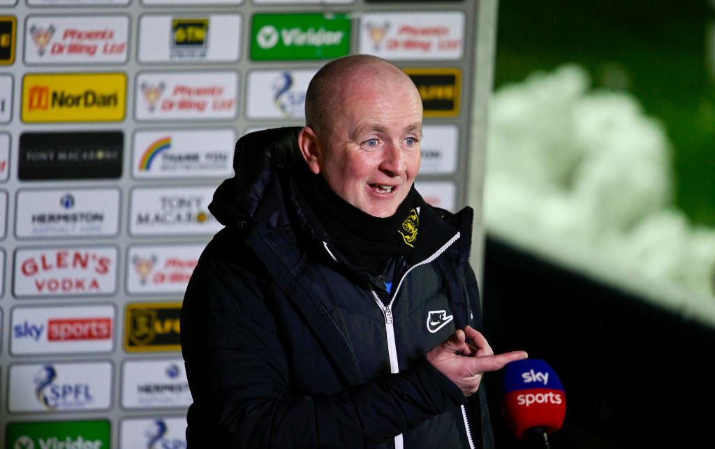 'The correct outcome' - Livingston thrilled with David Martindale hearing verdict