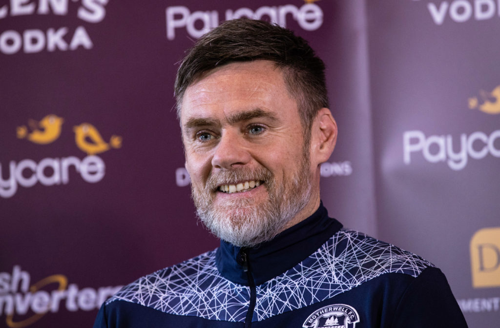 Three-year deals helping Motherwell build squad 'momentum' says Graham Alexander