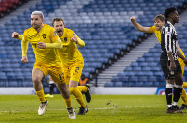 Livingston v St Mirren - Betfred Cup Semi-Final