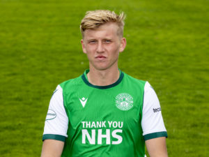 Arsenal and Chelsea have been linked with Hibs' Doig.
