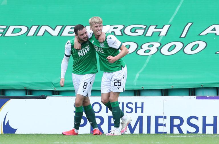 Hibernian v Rangers - Ladbrokes Scottish Premiership