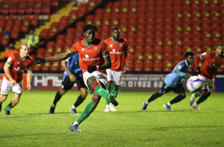 Walsall v Southend United - Sky Bet League Two