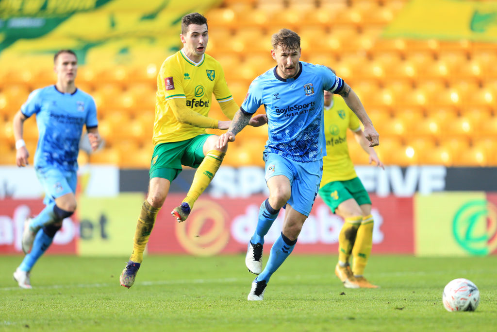 Norwich City v Coventry City - FA Cup Third Round