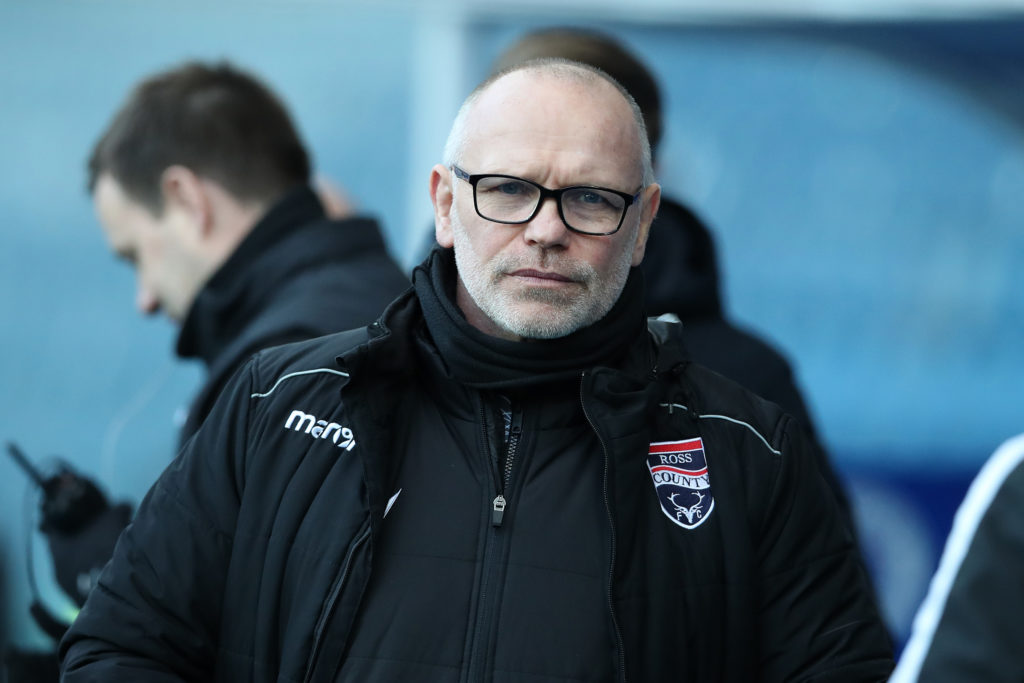 'I want to have a go' - John Hughes makes vow as he bids to repeat surprise Ross County win