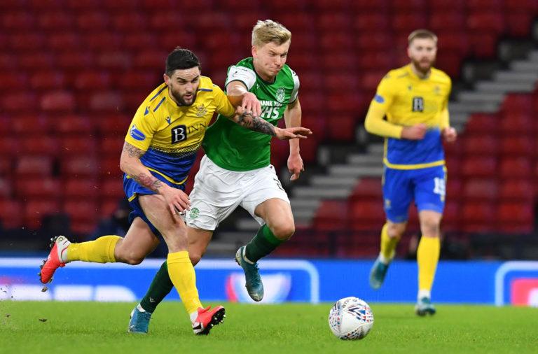 St Johnstone v Hibernian - Betfred Cup Semi-Final