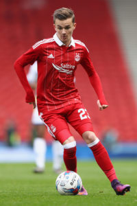 Greenock Morton v Aberdeen - Betfred Cup Semi Final