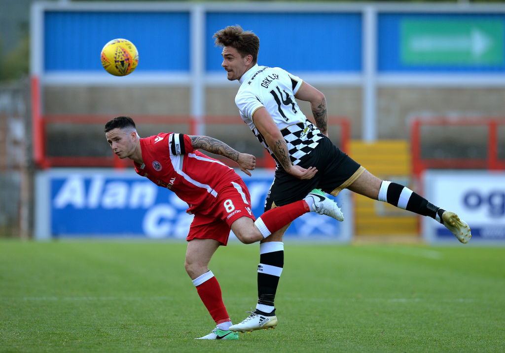 Stirling Albion v Inverness Caley Thistle - Betfred League Cup