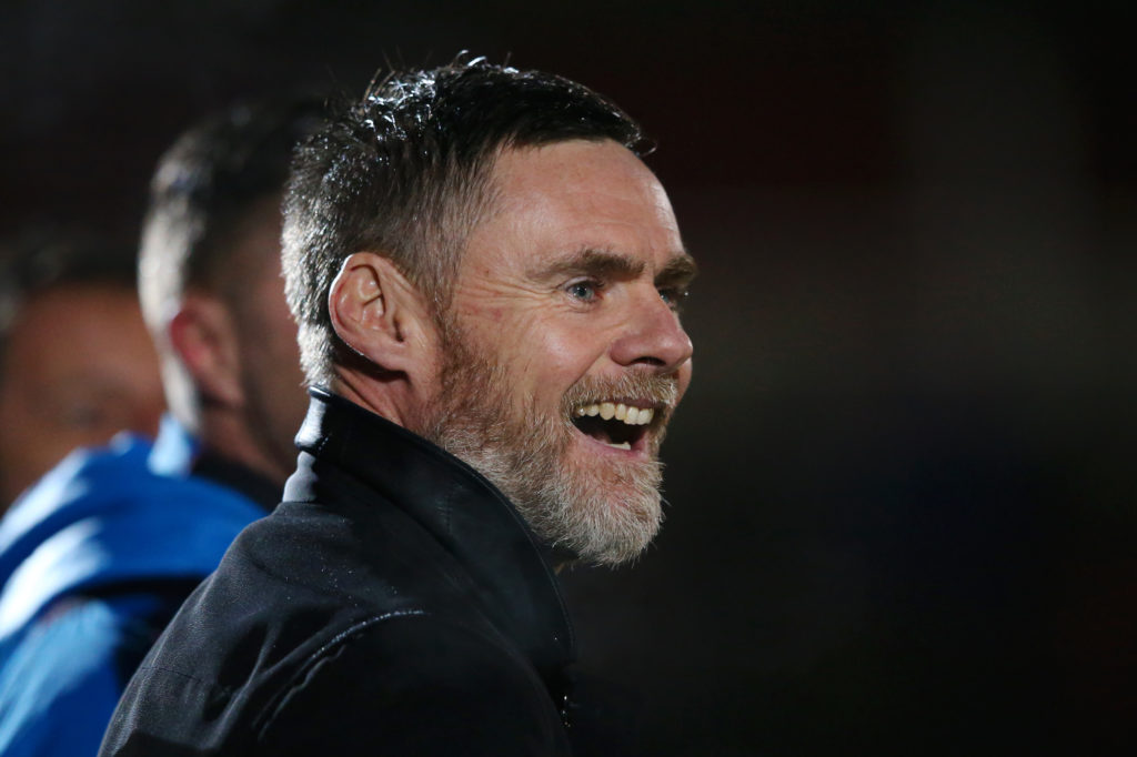 Motherwell boss Graham Alexander provides Gallagher and Lawless update