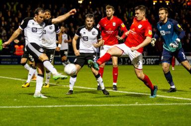 Crewe Alexandra v Port Vale - Sky Bet League 2