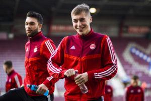 Hearts v Aberdeen - Ladbrokes Scottish Premiership