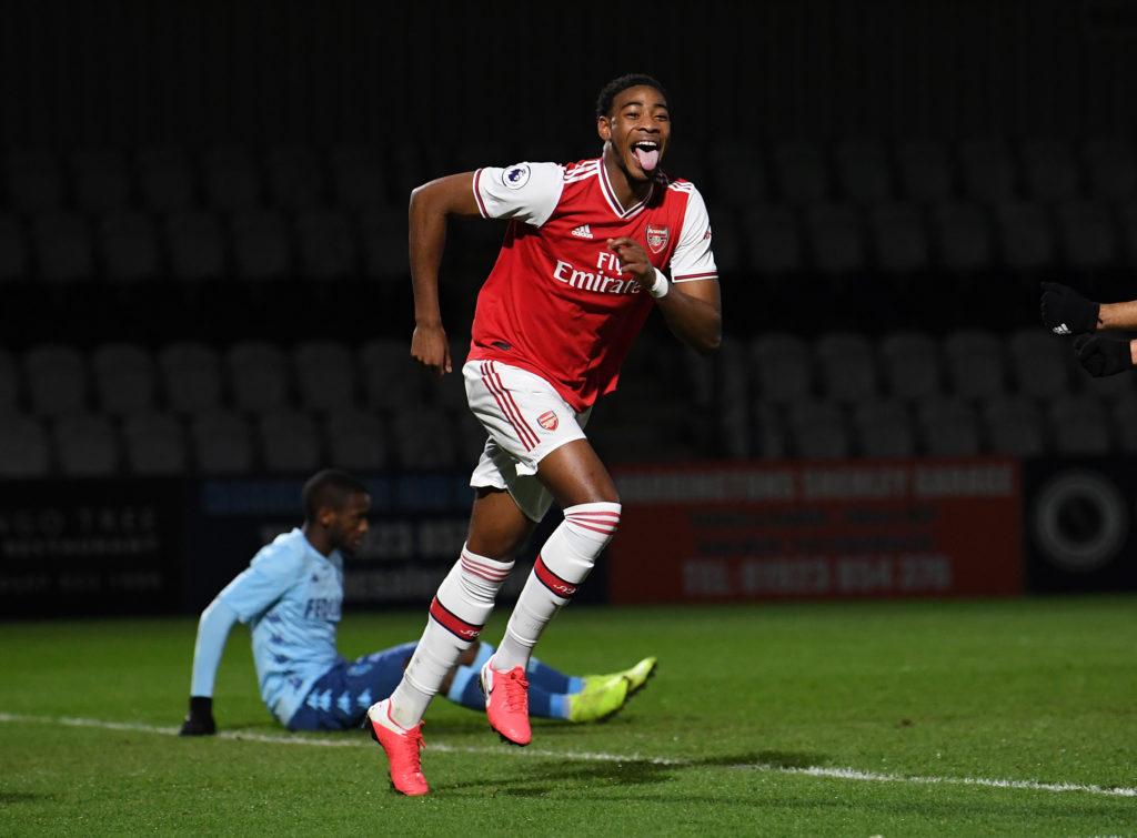 Arsenal talent explains how Arteta experience helped him leave Gunners