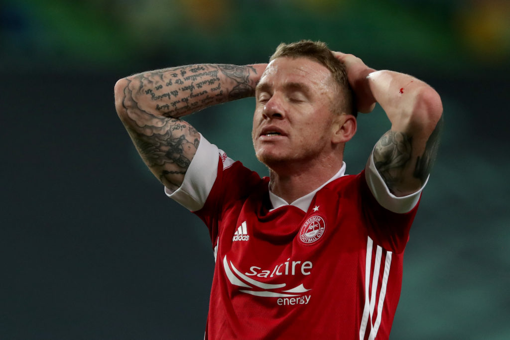 'That's proved costly' - Aberdeen man concedes defeat in Celtic chase as new Dons aim set