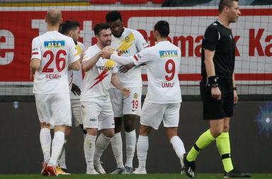 Goztepe v Yeni Malatyaspor - Turkish Super Lig