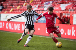 Aberdeen v St. Mirren - Ladbrokes Scottish Premiership