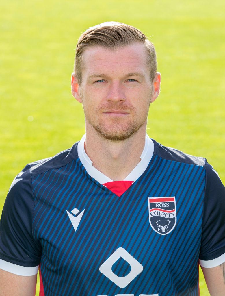 SPL Scottish Premier League Headshots - Season 2020/21