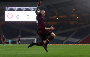Heart of Midlothian v Hibernian - Scottish Cup: First Semi-Final