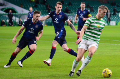 Celtic v Ross County - Ladbrokes Scottish Premiership