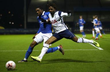 Brighton And Hove Albion U23 v Tottenham Hotspur U23: Premier League 2