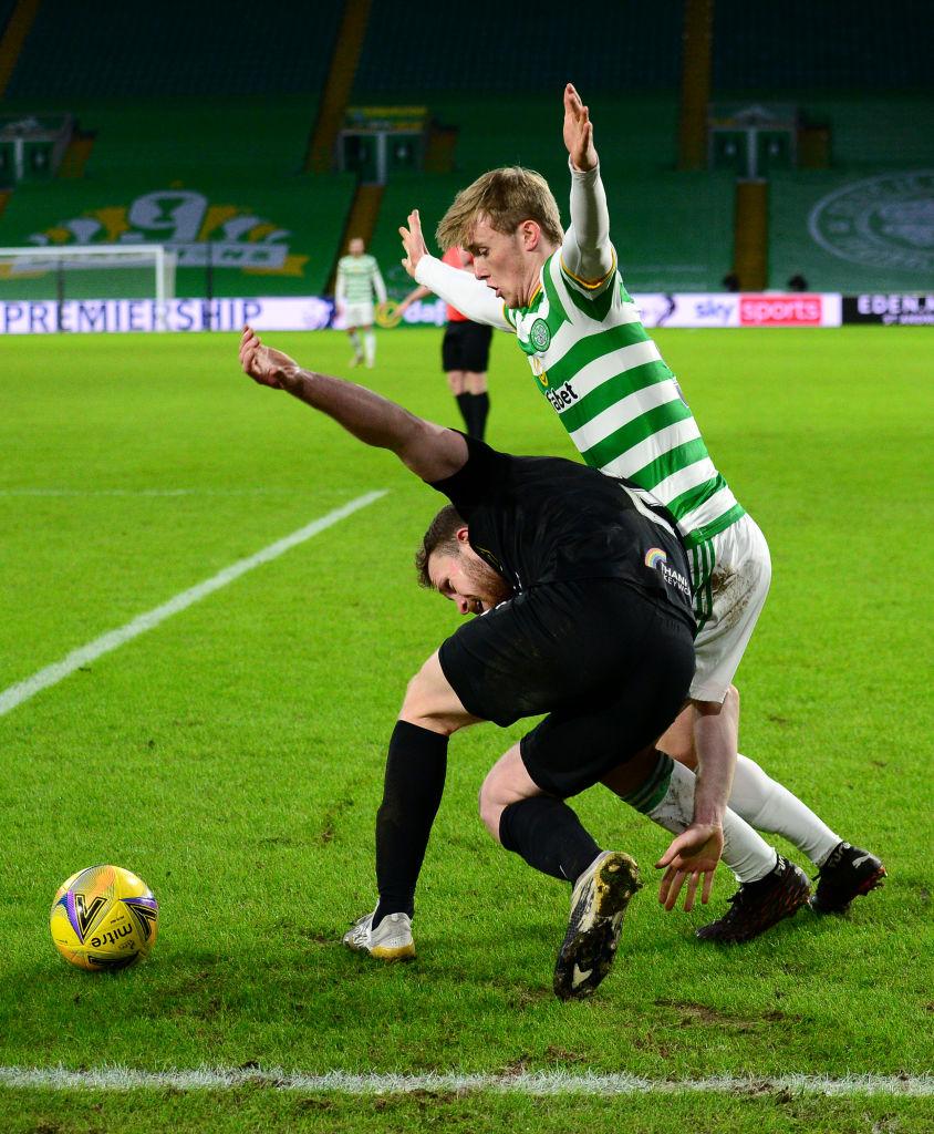 Celtic v Livingston - Ladbrokes Scottish Premiership
