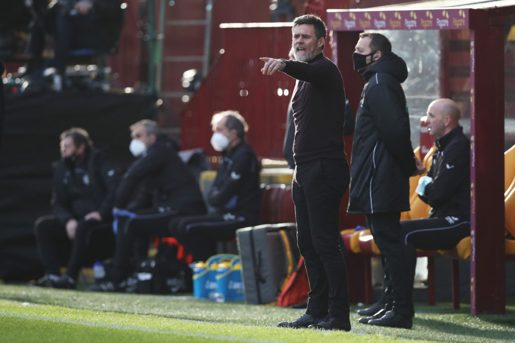 Motherwell manager Graham Alexander gives insight into new training routine at Fir Park