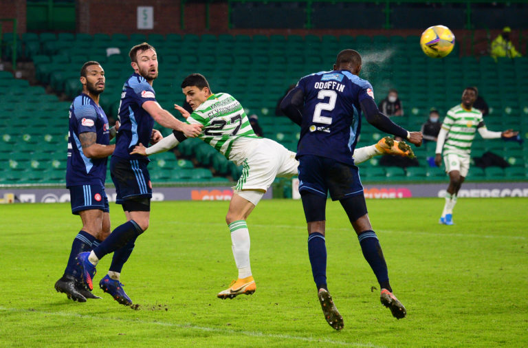 Celtic v Hamilton Academical - Ladbrokes Scottish Premiership