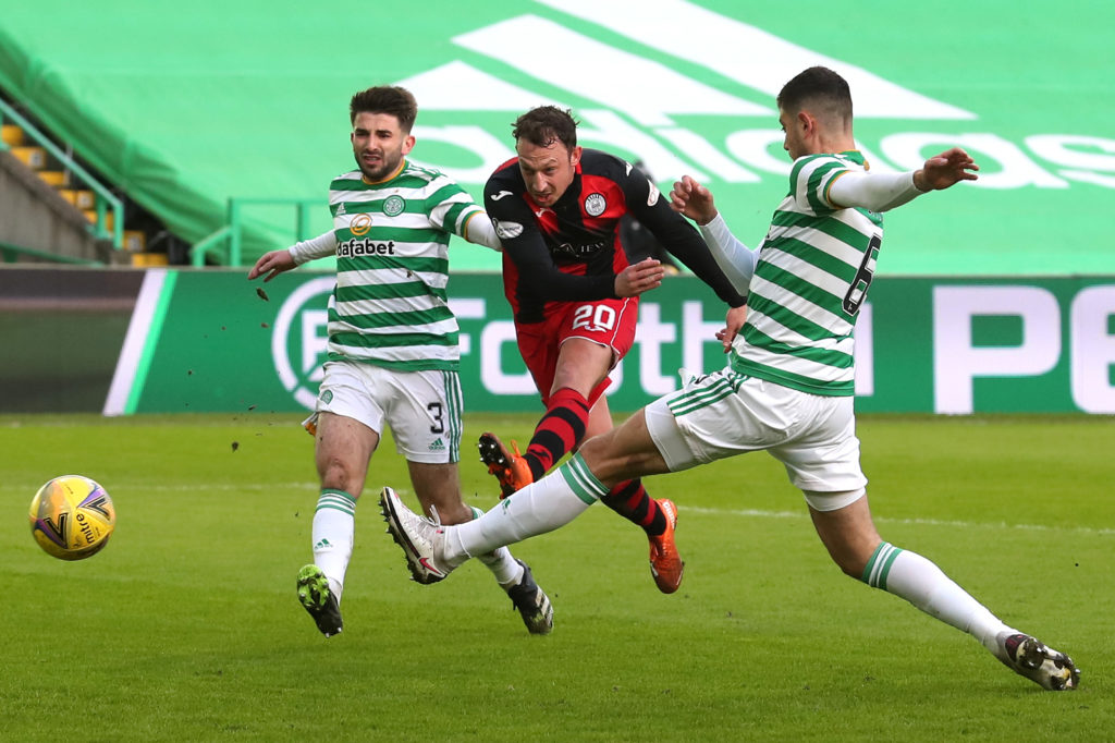 'It's a real blow' - Manager confirms player has season-ending injury ahead of Celtic battle