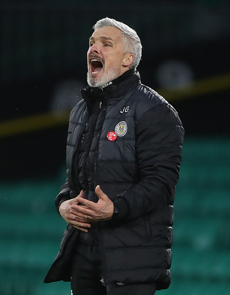 Celtic v St. Mirren - Ladbrokes Scottish Premiership