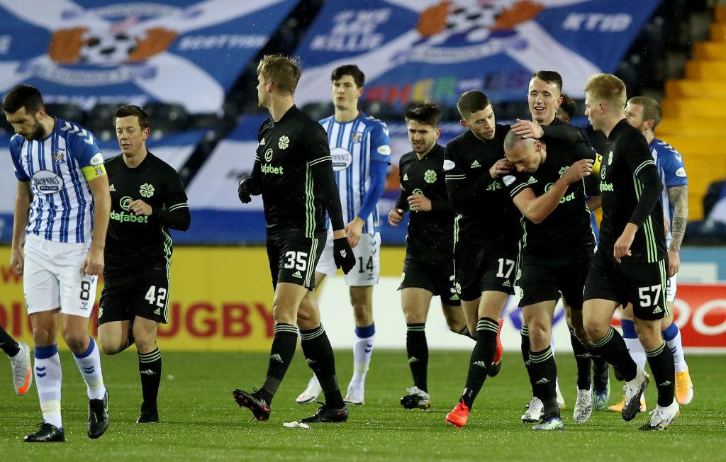 Kilmarnock v Celtic - Ladbrokes Scottish Premiership