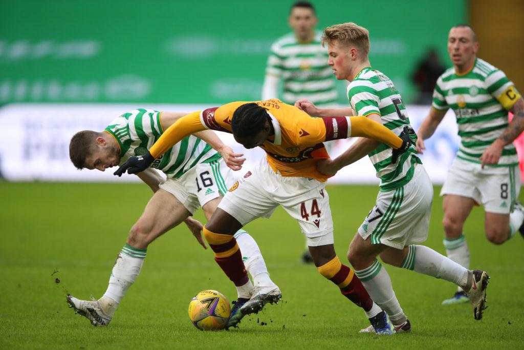 Celtic Park incident won't receive SFA verdict after debatable weekend decision