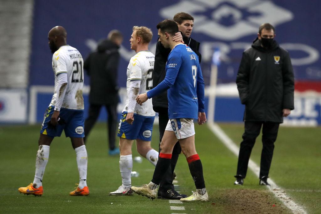 Rangers v Kilmarnock - Ladbrokes Scottish Premiership